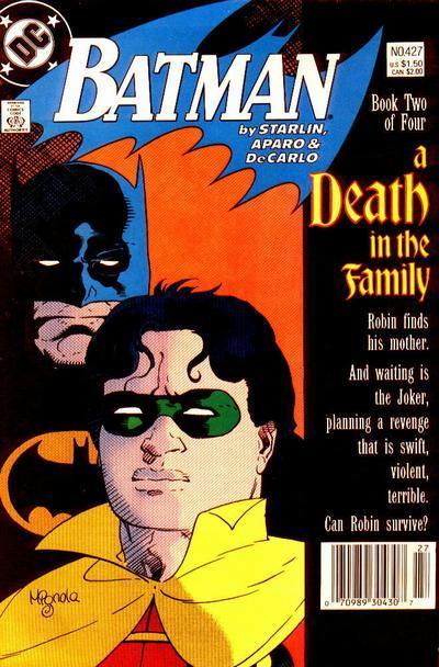 Batman #427 1988