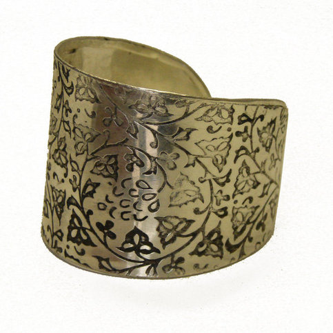 Ivy Vine Cuff - India
